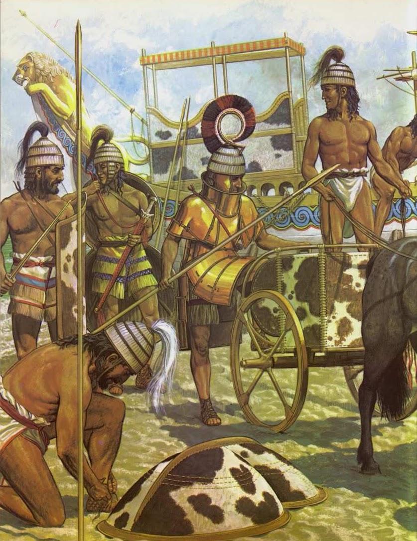 La Historia en Imgenes 15001250 ac