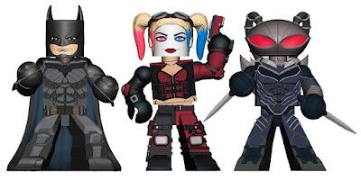 DC Comics Injustice Video Game Vinimates Vinyl Figures by Diamond Select Toys