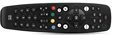One for all universal remote – URC 2981 - set-up code list and set