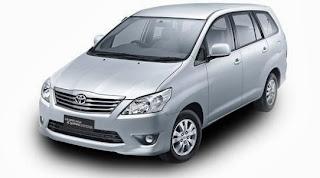 Rental Mobil Innova di Padang