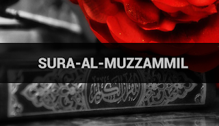 Teks Bacaan Surat Al Muzammil Arab Latin dan Terjemahannya