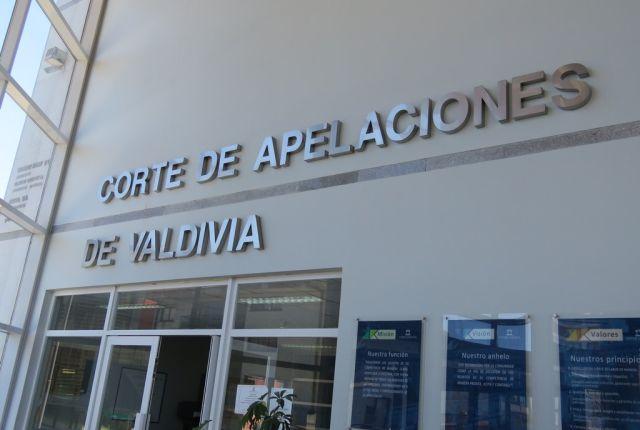 Horario reducido en Tribunales de Valdivia