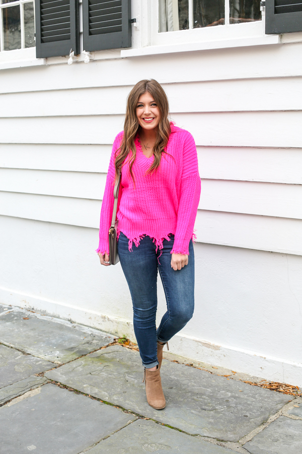Sweater Roundup | Valentine's Day and Into Spring - Chasing Cinderella