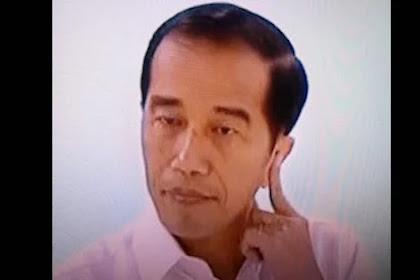 PDIP: Jokowi Pencet Kuping saat Debat karena Berpikir Keras
