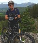 Cameron McAdem Mountain Bike