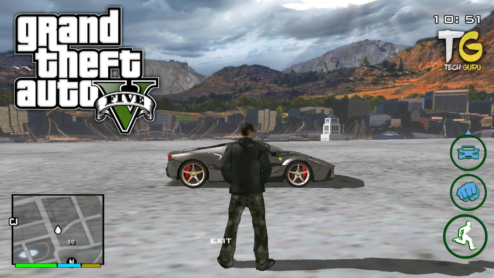 Gta 5 Real Mod For Android - Gamerking-6159