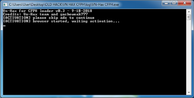 VN HAX CFPH crossfire hack new update
