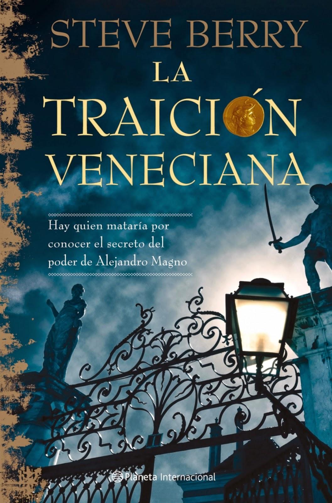 La Traición Veneciana, de Steve Berry