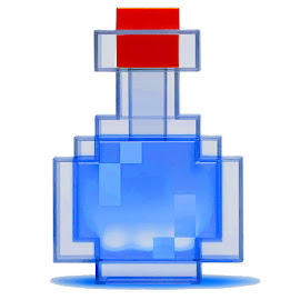 Minecraft Light-Up Potion Bottle Gadgets