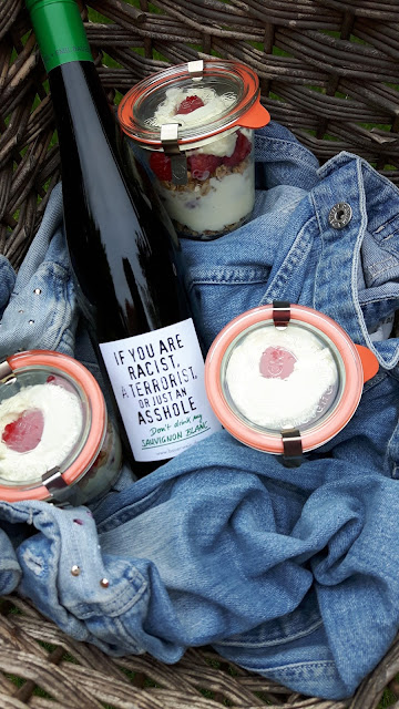 In Vino veritas - Wein mit Botschaft