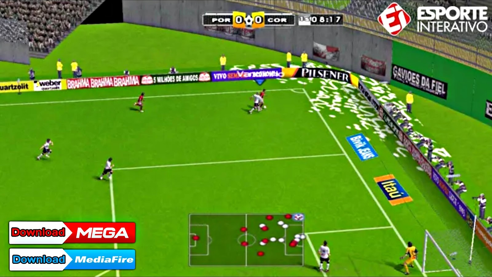 PES 2019 Lite Android Offline With Commentary Best Graphics