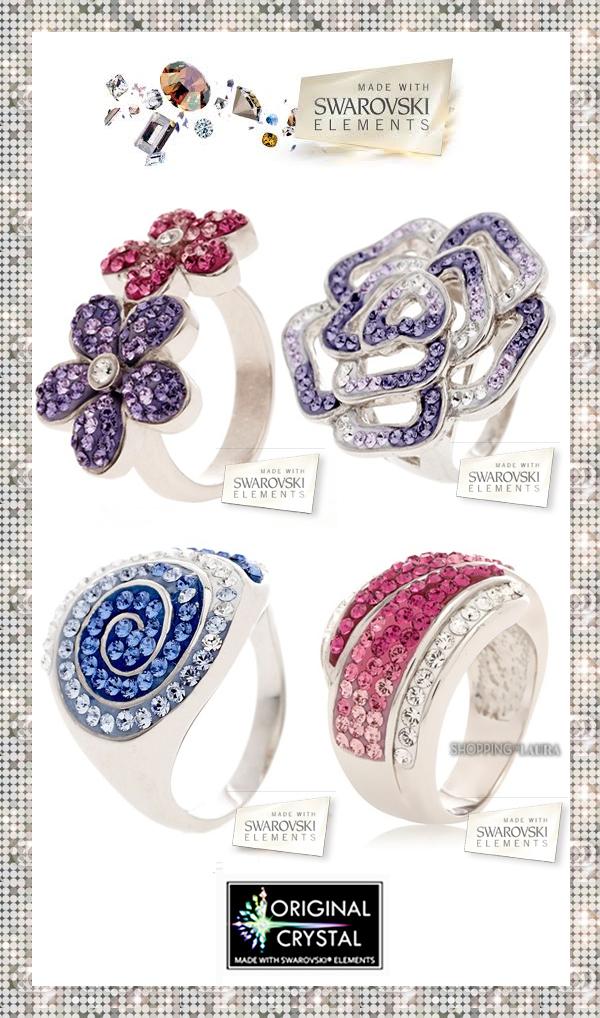 Bijoux Original Crystal avec SWAROVSKI ELEMENTS