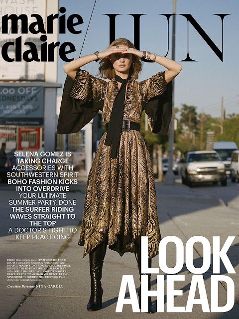 Fashion Model, @ Patricia Van Der Vliet – Marie Claire June 2016
