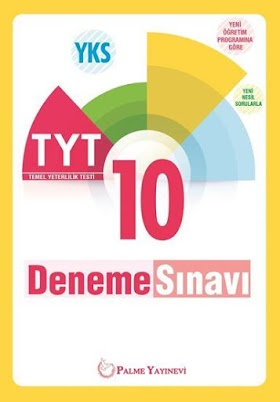 Palme 10 TYT Genel Deneme PDF indir