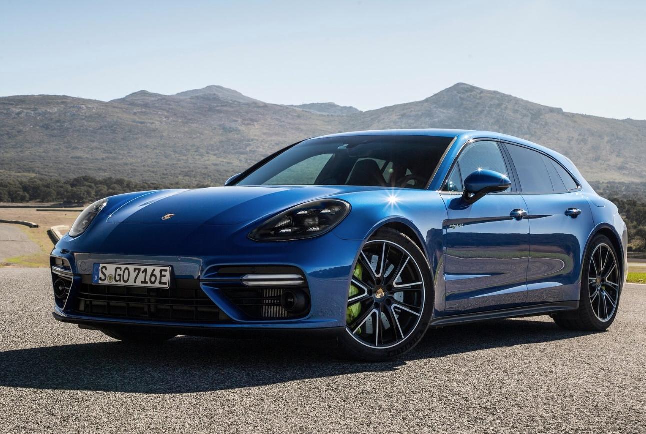 Porsche Panamera Turbo S E Hybrid Sport Turismo 2018 Review Azh Cars