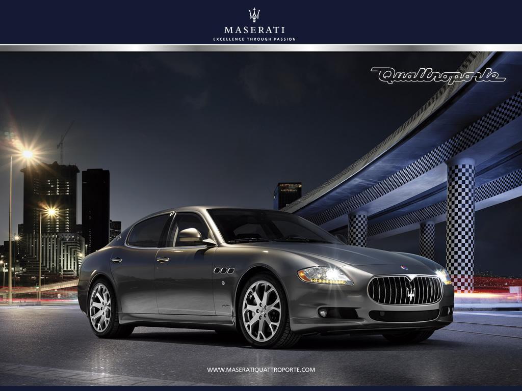 Auto Car Maserati Wallpaper