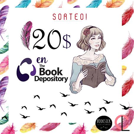 """""""SORTEO INTERNACIONAL: 20$ EN BOOKDEPOSITORY"""