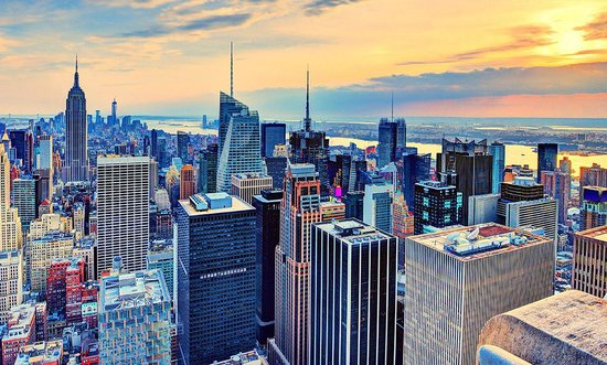 Vols pas chers pour New York