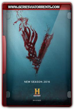 Vikings 4ª Temporada Torrent – (2016) HDTV 720p | 1080p Legendado