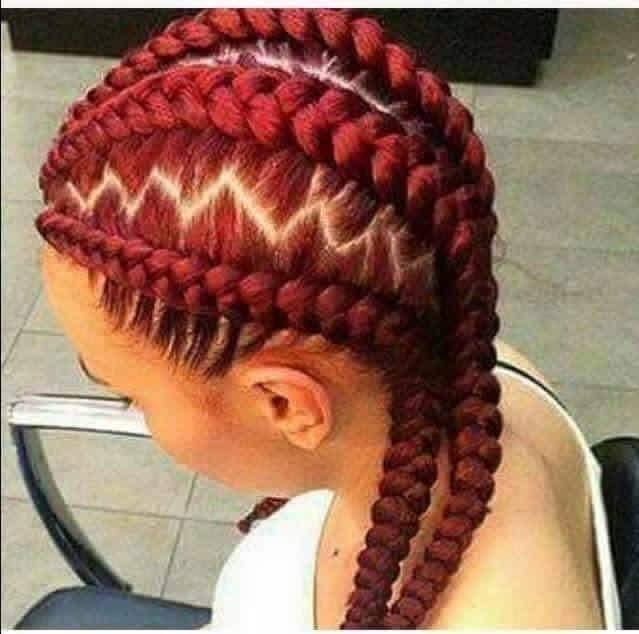 GRACEFUL HAIR MAKEOVER Trending Cornrow Hairstyles