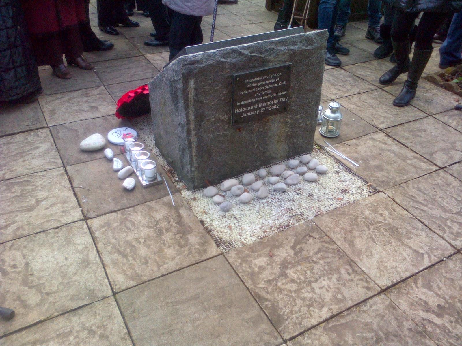 Between: Holocaust Memorial Day