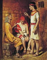 nabi Yusuf menafsirkan mimpi