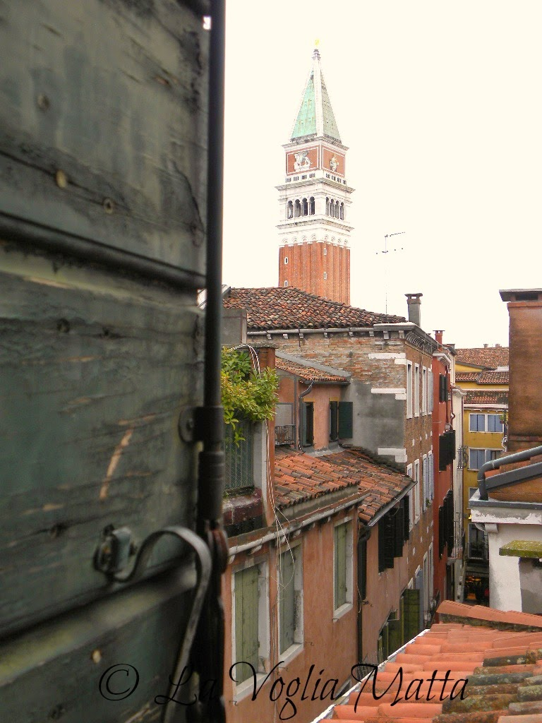 Venezia campanile di San Marco