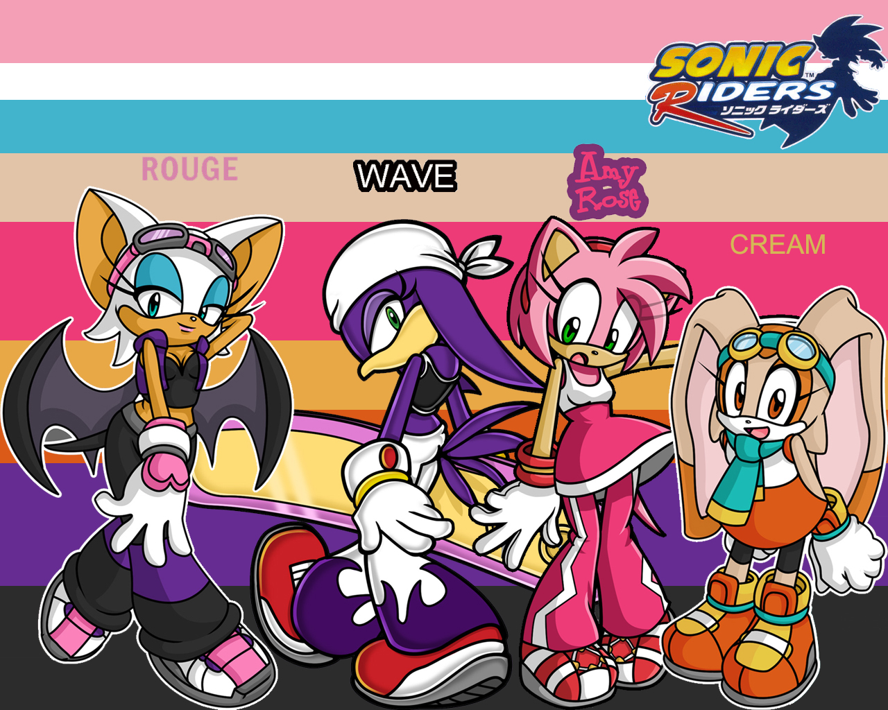 Gambar Kartun Sonic Knuckles: Wallpapers HD: 87 Wallpapers Sonic, Gamers Full HD Desktop