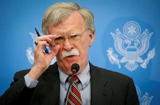 NSA John Bolton.