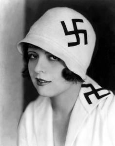 Clara bow Nazi symbols worldwartwo.filminspector.com