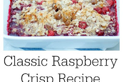 CLASSIC RASPBERRY CRISP RECIPE