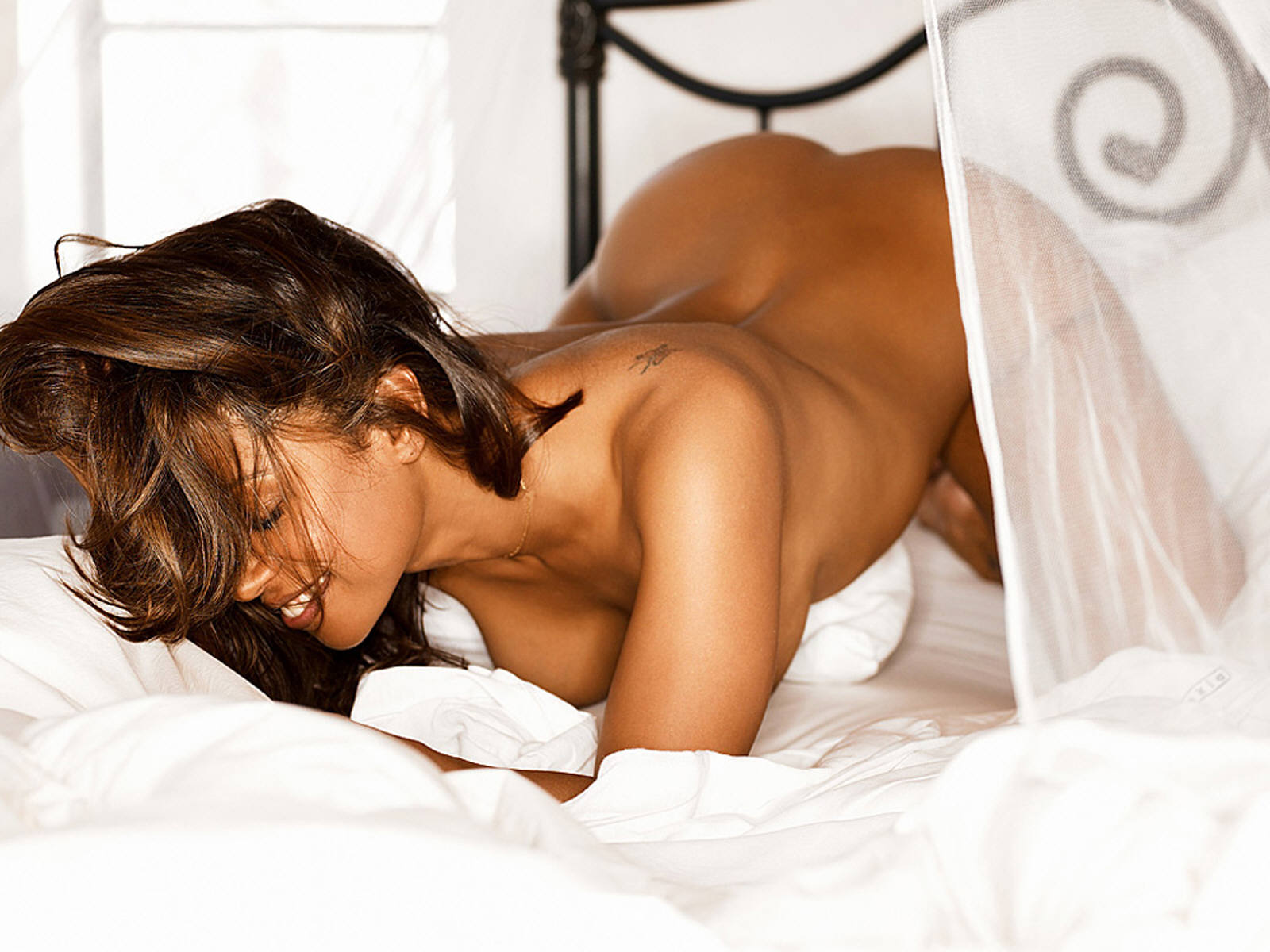 Nude stacey dash turns out?