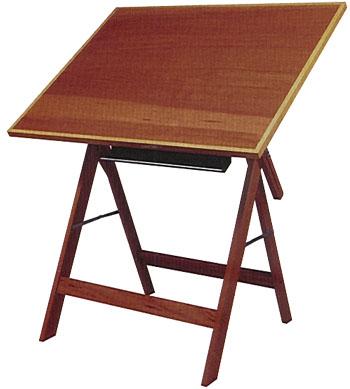 Jose fernando silva instrumentos empleados en el dibujo - Mesas de arquitectura ...