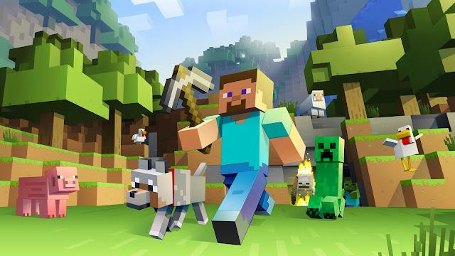 Minecraft Pocket Edition APK ANDROID ANTIGO v1.2.9.1