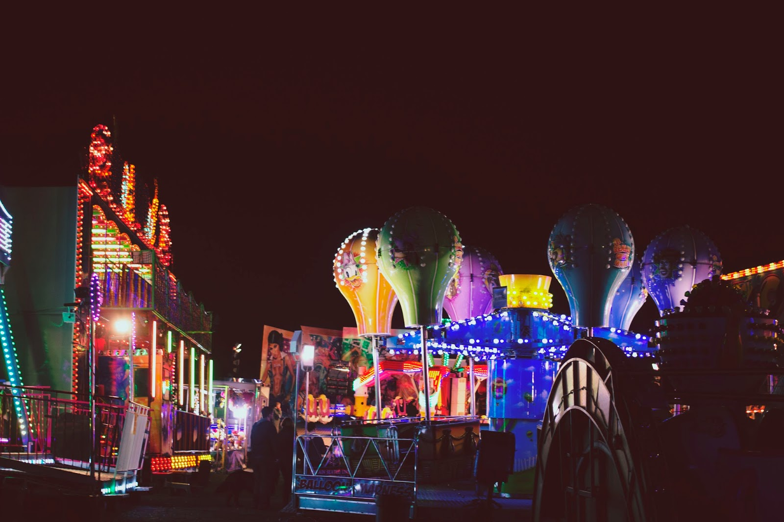 Belper Fair 2016, Belper Fair, Funfair, Katie Writes,