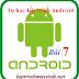 [Tự học lập trình Android] Bài 7: Các kiểu lập trình sự kiện trong Android