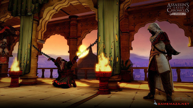 Assassin's Creed Chronicles India Gameplay Screenshot 2