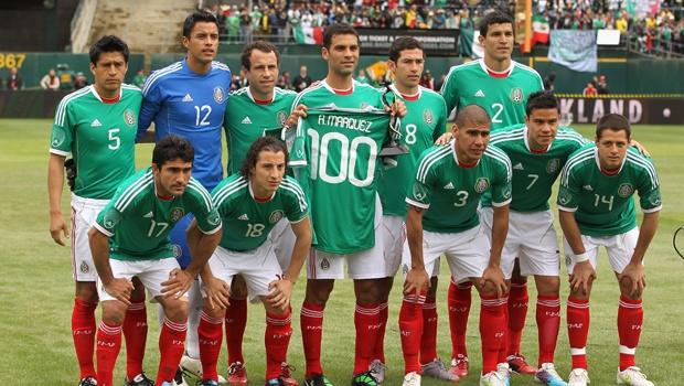 Major League Soccer Italia  Gold Cup 2011  Marquez guida i 23 del ... 083f7ce4e0f9a