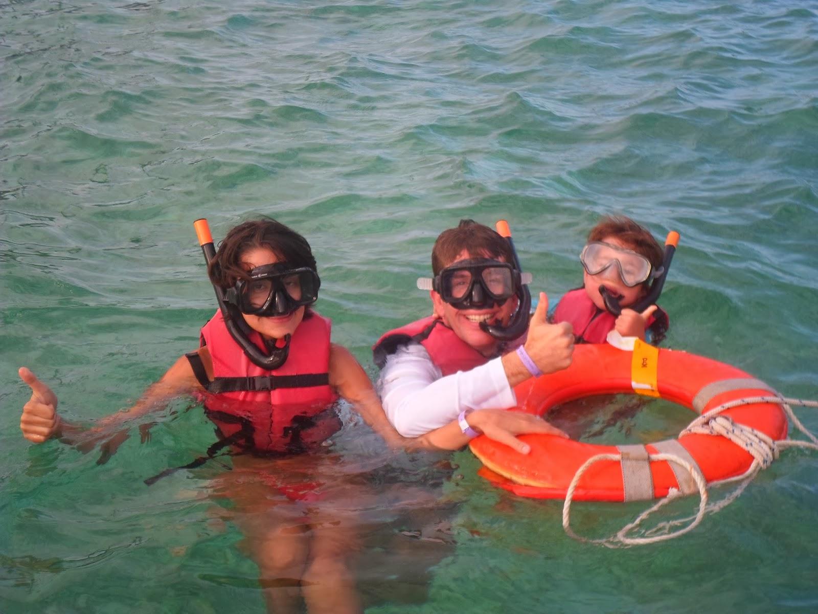 Punta Cana com Criança