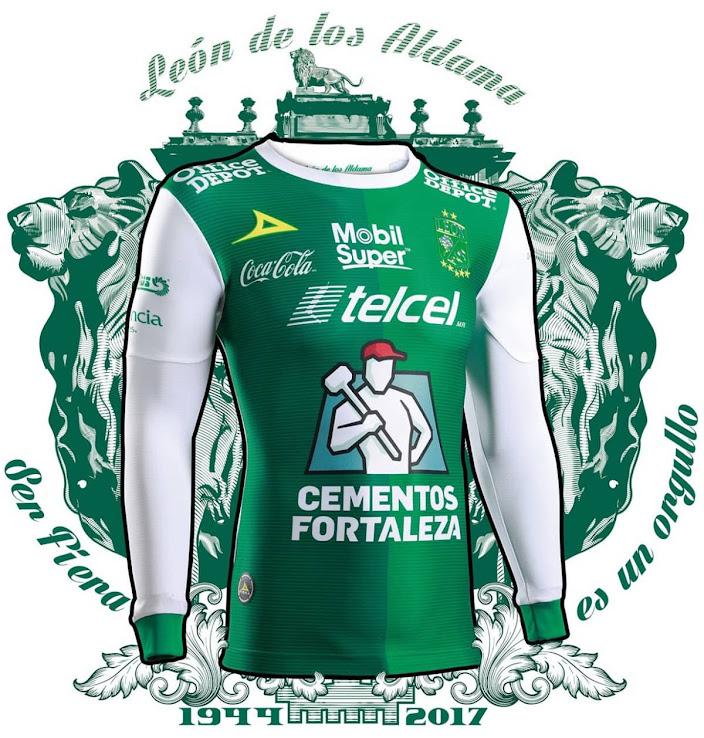 2017-18 Liga MX Kits Overview - All Unique Mexican League 17-18 ... ec9198ca19