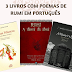 3 Livros com poemas de Rumi em português