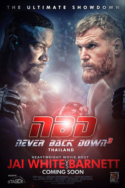 Never Back Down 3 No Surrender (2016) UnRated English 720p HDRip x264 ESubs