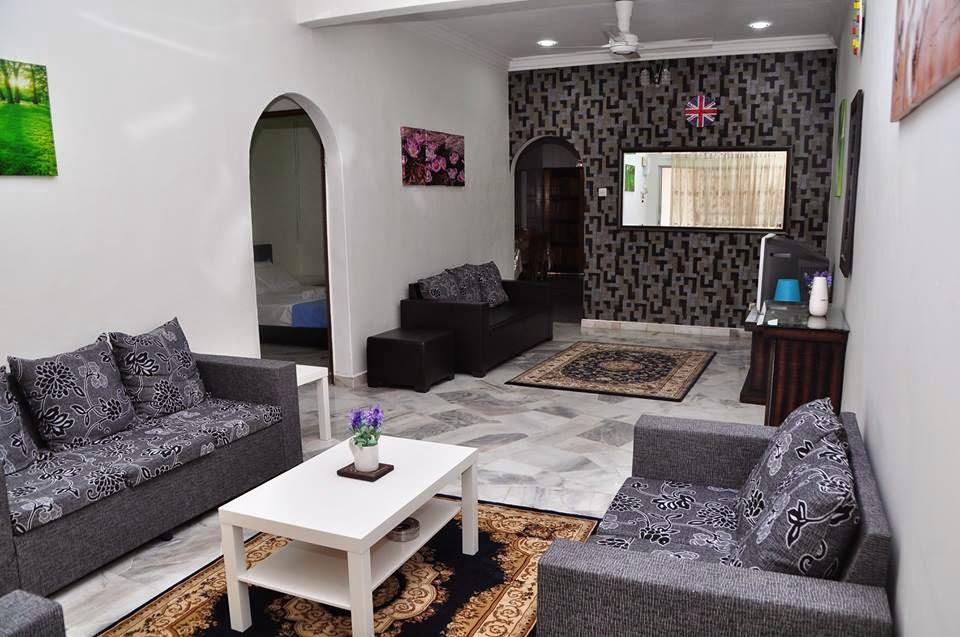 Ruang Tamu Yang Selesa Dan Luas Dilengkapi Dengan Perabot Tv Beserta Astro Njoi Khas Untuk Keselesaan Anda Sekeluarga Harga Jimat Dari Rm180 Satu