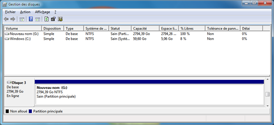 3 TB drives and Windows practice test