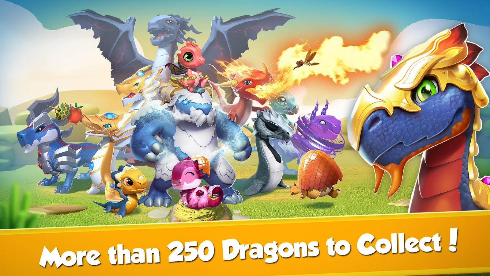 Dragon mania hack full cho android