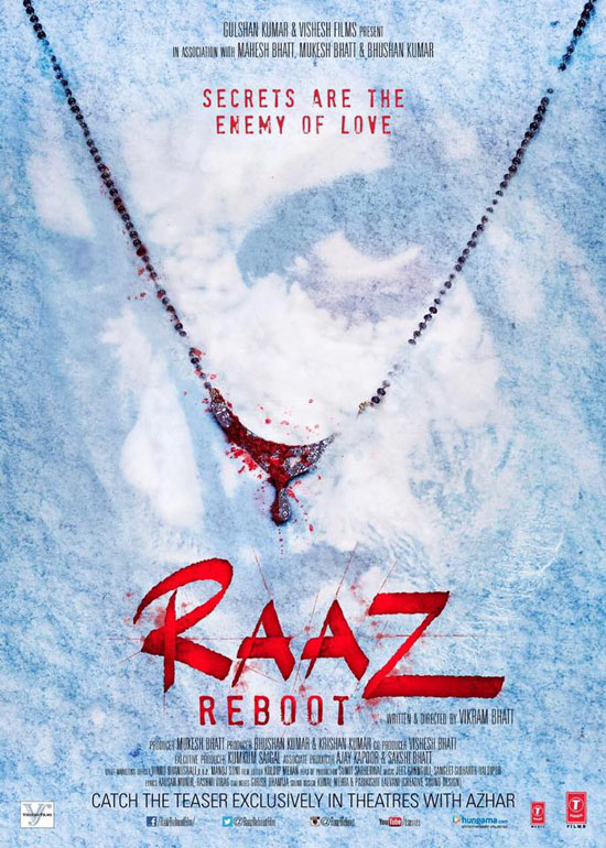 Raaz Reboot (2016) Hindi HD Movie For Mobile