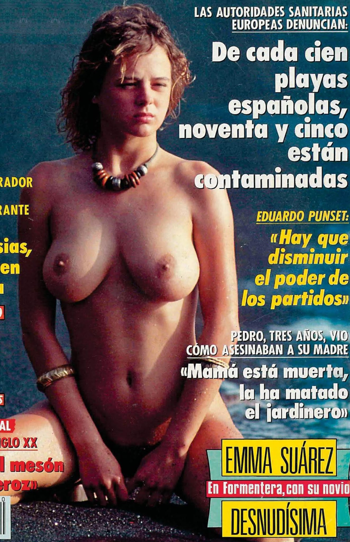 Anabel Alonso Topless emma suarez & the spanish fly gang