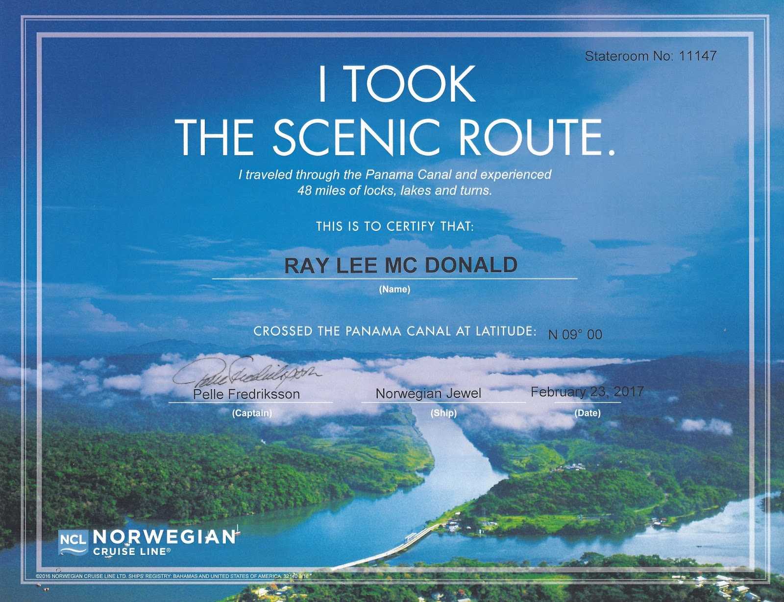Rays Cruise Travel Blog Norwegian Jewel Panama Canal Review Process Flow Diagram Certificate