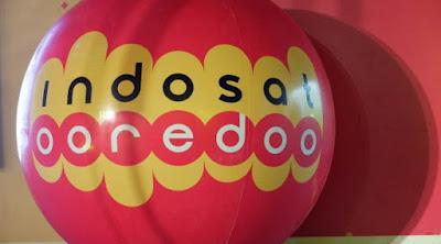 Indosat OOredoo gratis 10GB