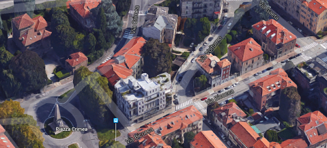 Piazza Crimea Torino